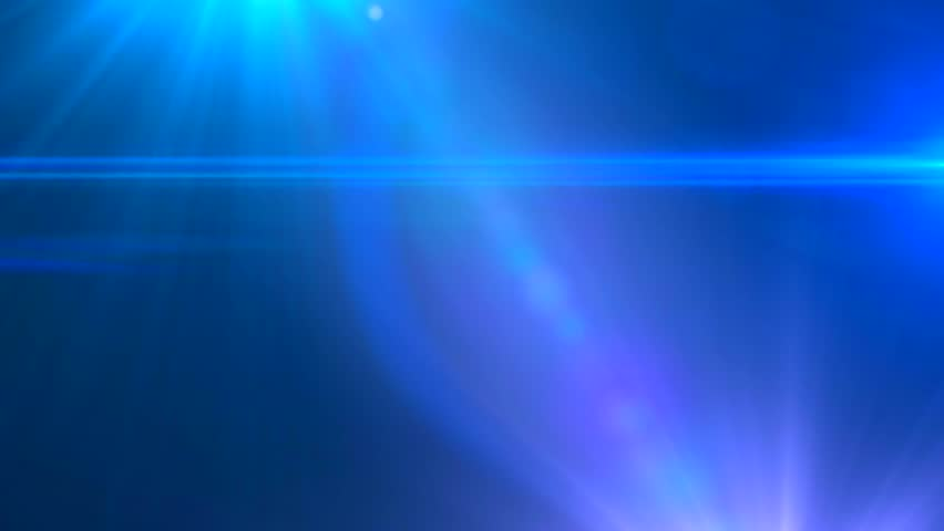 Blue lens flare background | Shutterstock HD Video #4909808