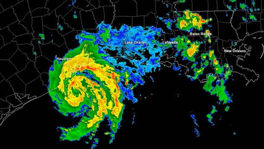 Weather Radar Stock Footage Video Shutterstock - Us weather radar map loop