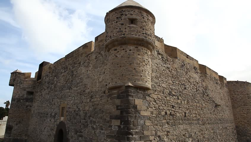 Castillo De La Luz The Stock Footage Video 100 Royalty Free 5022608 Shutterstock