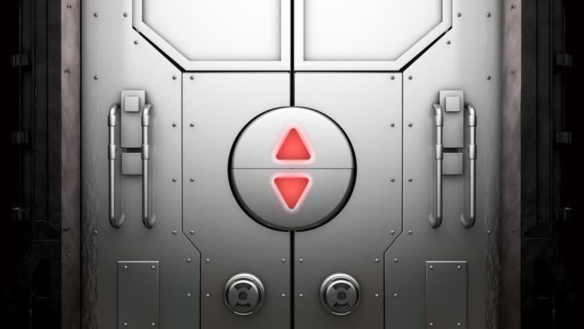 & 3d Hi-tech Door Stock Footage Video 5037758 | Shutterstock pezcame.com