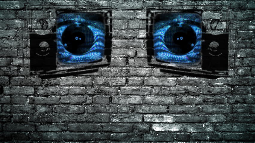 Eyes on a Wall