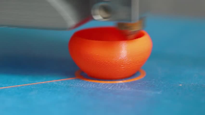 3D Printing Vase | Shutterstock HD Video #5104418