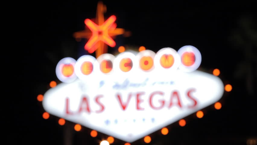 Las Vegas Sign, Focussing,