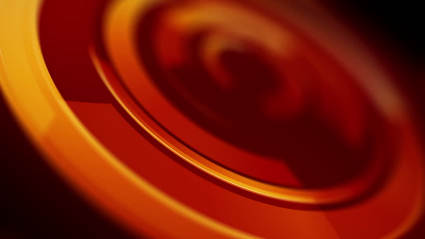 Abstract background with animated shapes and circles | Shutterstock HD Video #5500928