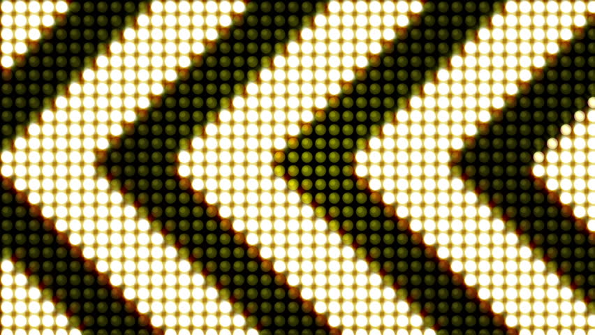 Green Led Light Arrow Pointing Up And Moving Fast Upwards
