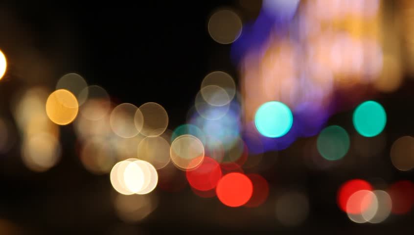 ... Blurred city lights with tram ... & City Lights Free Video Clips - (487 Free Downloads) azcodes.com
