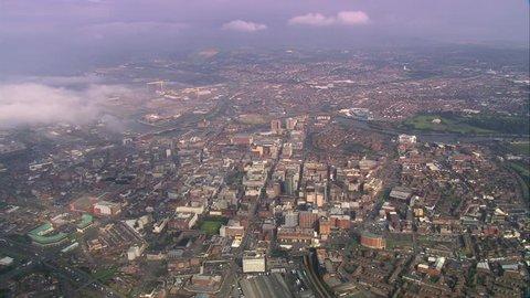 Belfast - Wide shot of Belfast