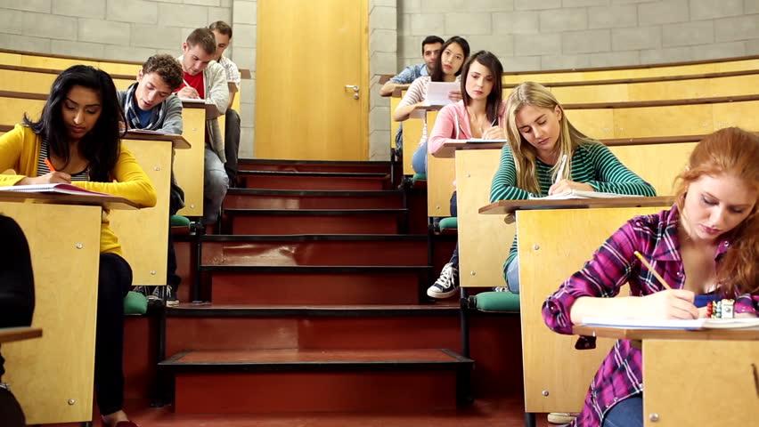 exam lecture