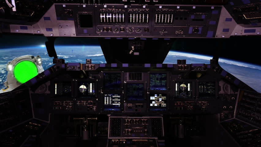 space shuttle launch cockpit view hd - photo #15