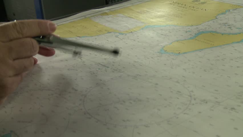 Nautical charts in the Hesperides, A-33