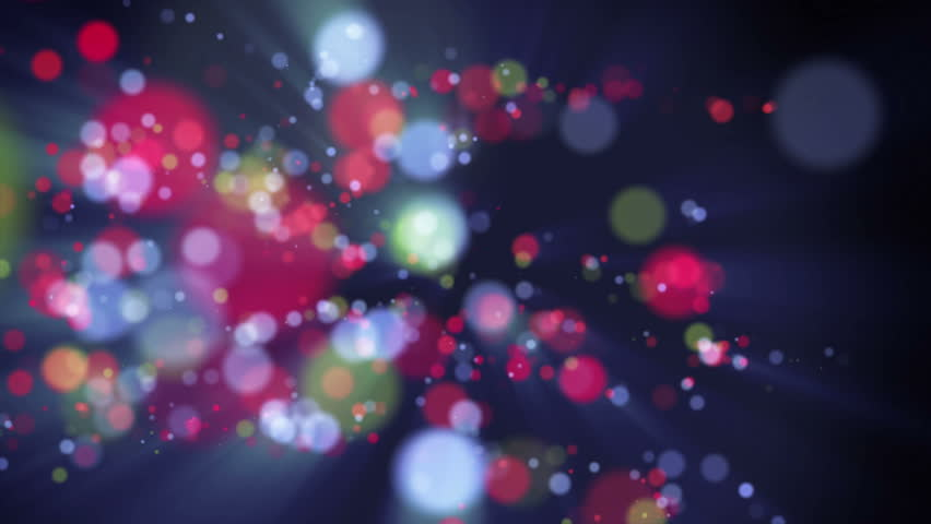 Wonderful video animation with moving bubbles and lights, 4096x2304 loop 4K | Shutterstock HD Video #5702519