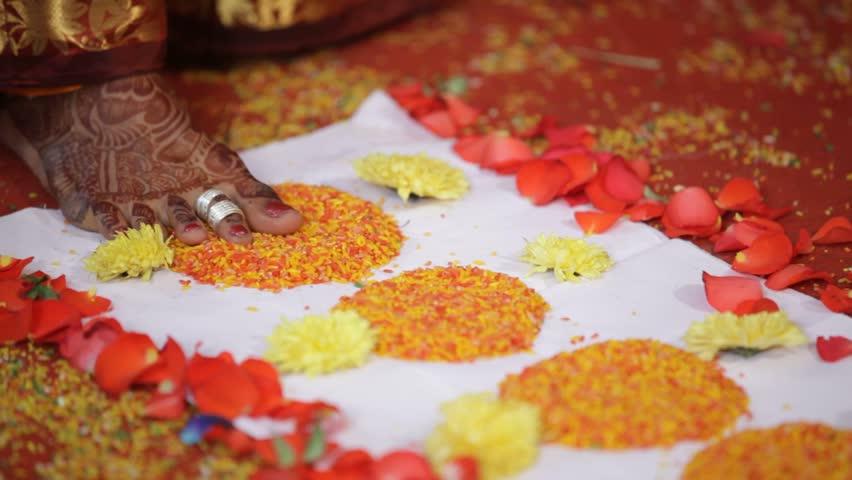indian hindu wedding rituals