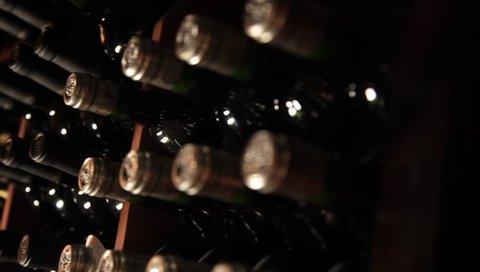 Sommelier choosing wine 3