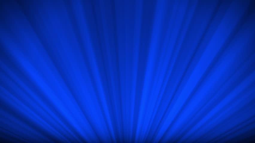 Footlights Blue Abstract Background Loop 1