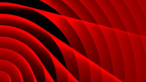 Deco Deep Red Looping Abstract Background 06 lossless png