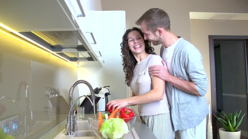 Bilderesultat for happy woman washing home