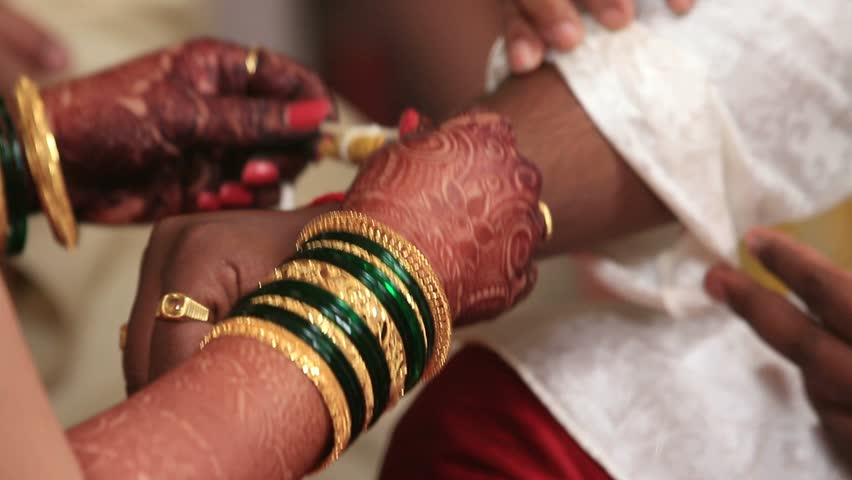 Indian Hindu Wedding Rituals in Maharashtra