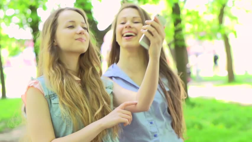 Young Beautiful Teenage Woman Is Having Fun On A Swing Slow Motion Stock Footage -3036