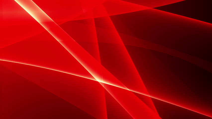 4k Red Streaks Light Abstract Animation Background