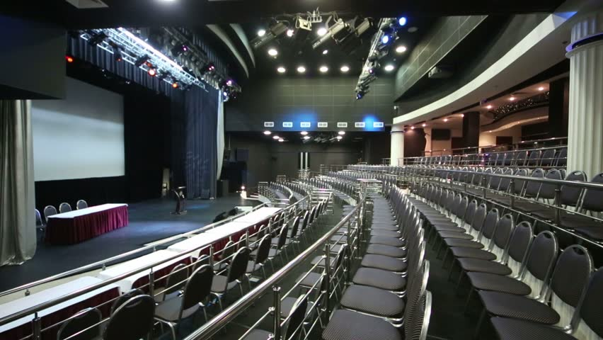 Auditoriums on rent