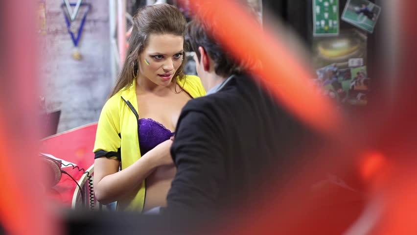 Is she Venezuelan? WOW! She is hot.