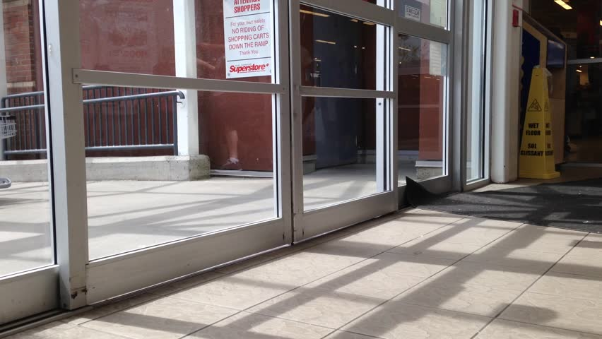 Coquitlam BC Canada - May 03 2014 - People With Shopping Cart Walking Through The Doors At Superstore In Coquitlam BC Canada. Stock Footage Video 6625238 . & Doors Coquitlam Bc u0026 Doors: Interior Styles