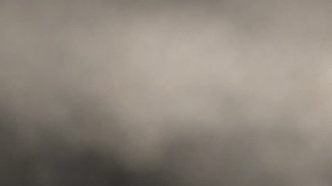 Surging fog of clouds in wind,abstract spectacular cloudscape.