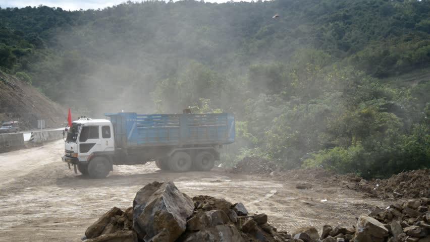 Dumper truck #7098628