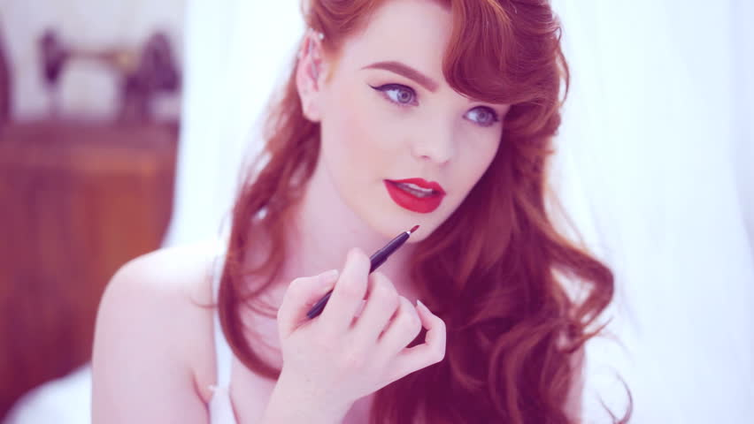 Redhead video clips