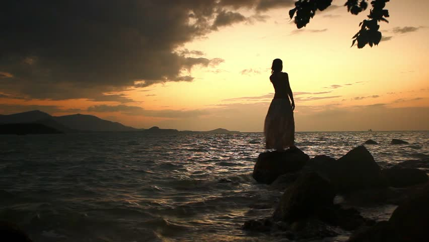 Image result for girl on the horizon