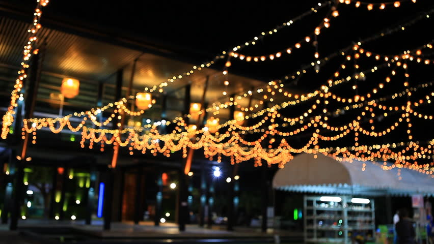 roof decoration with flashing lights, blinkers, party, happy new year, valentines, Christmas
