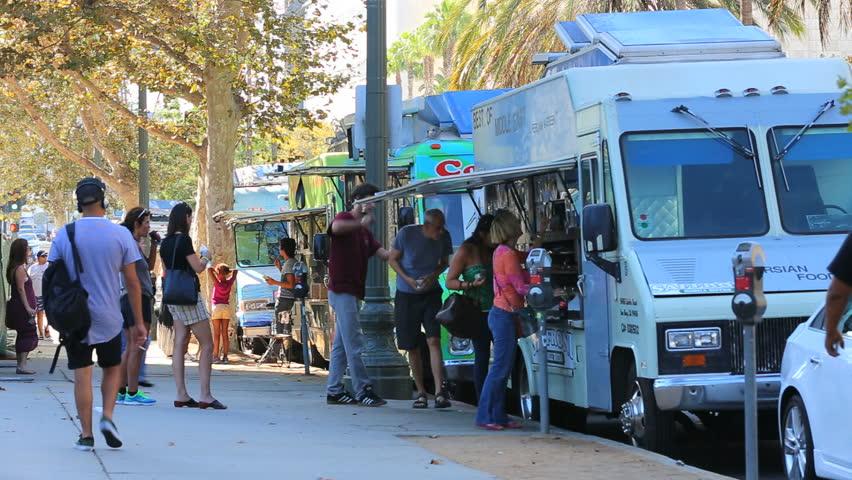 Los Angeles Permits For Food Trucks