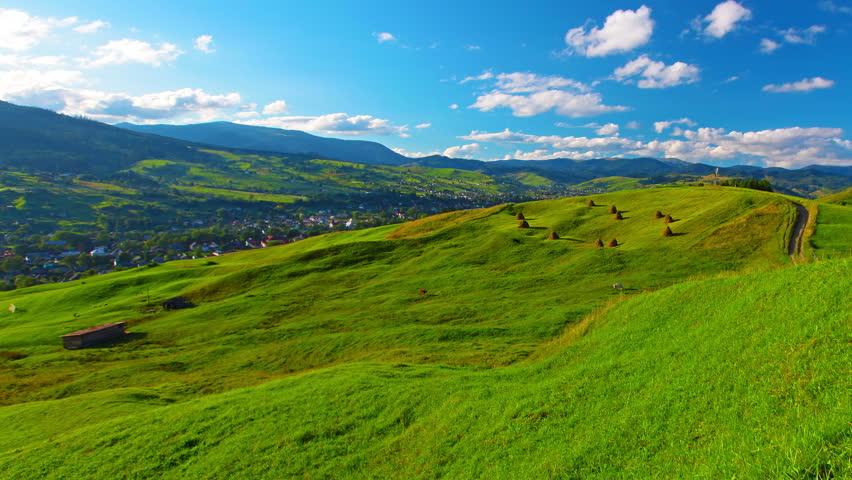 mountain landscape. 4K. FULL HD, 4096x2304. #7269508