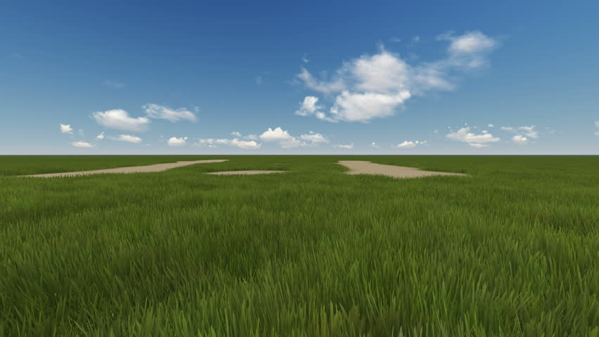 3d Animation of Green Field Stock Footage Video (100% Royalty-free) 7331968    Shutterstock