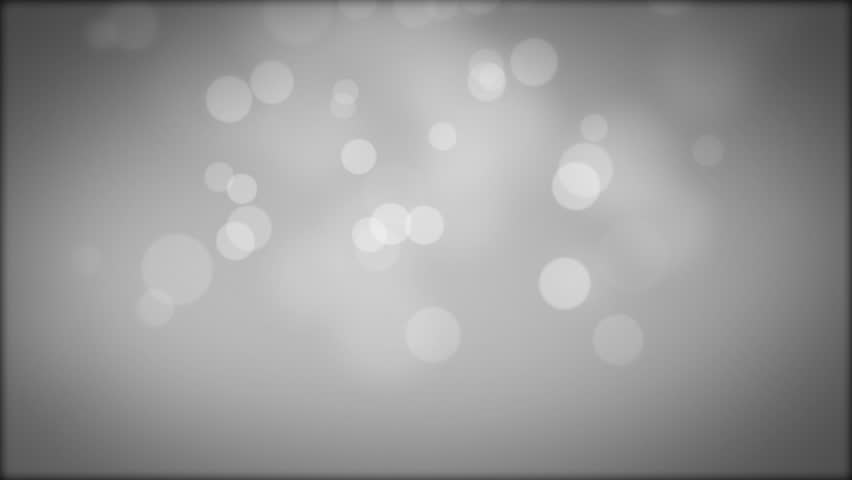 Moving Particles. Grey. Motion background. Glowing particles background. Loops seamlessly. | Shutterstock HD Video #736348