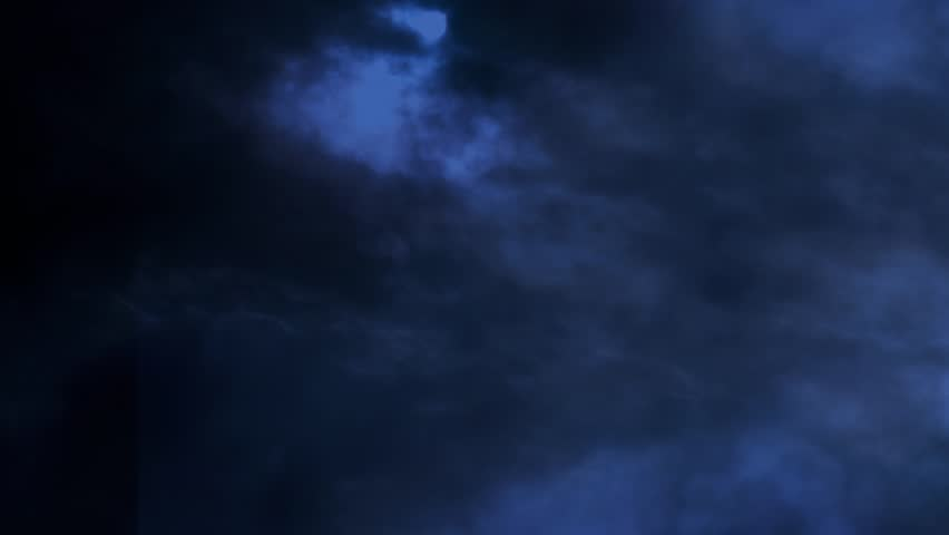Dark Blue Night Sky with Stock Footage Video (100% Royalty-free) 7408018 |  Shutterstock