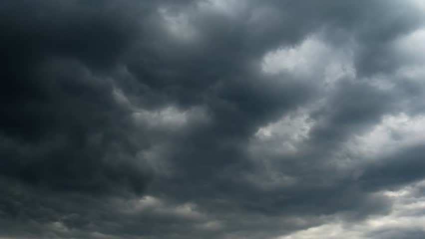 storm clouds. time lapse HD