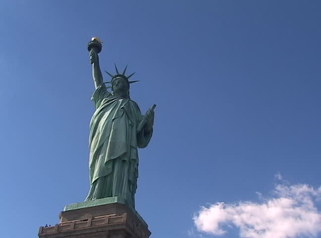 The Statue of Liberty, NTSC | Shutterstock HD Video #74611