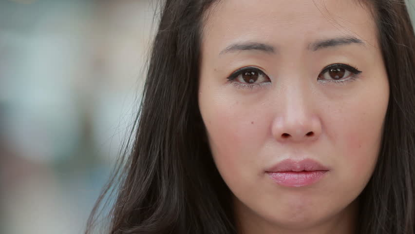 Young Asian Woman In City Stock Footage Video 100 -3769