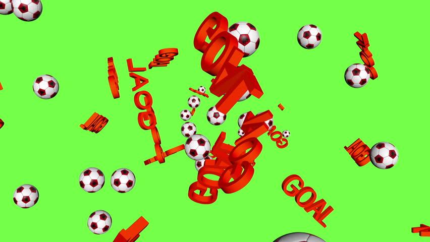 Albania celebrating goal on green | Shutterstock HD Video #7481968
