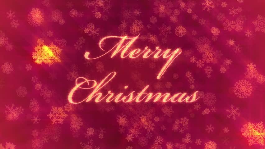Joyeux Noel: Merry Christmas In French, Loop-able Between 8:00-12 ...
