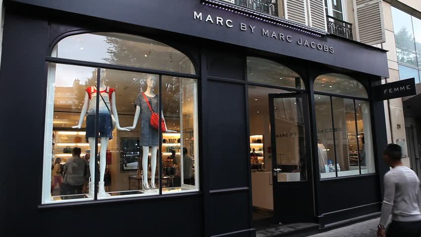 buy online d6ea3 ca3fe Paris, June 29, 2014: Marc Stock Footage Video (100% Royalty-free) 7511398  | Shutterstock