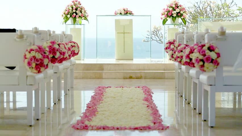 Bali Glass Church Wedding Stock Footage Video 100 Royalty Free 7575568 Shutterstock
