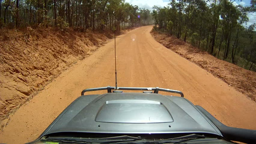 Header of 4WD
