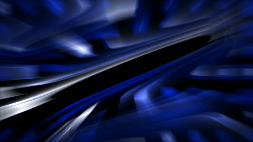 Abstract blue ray light in 3d space,computer web tech background | Shutterstock HD Video #791833