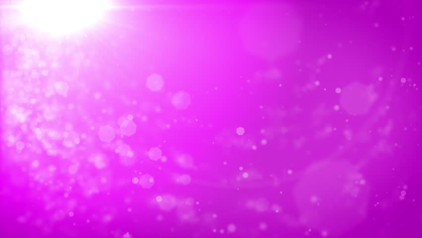 Abstract Pink Christmas Background With Stock Footage Video 100