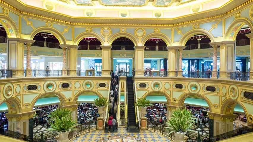 macau china november 15 2014 the venetian very famous entertainment complex