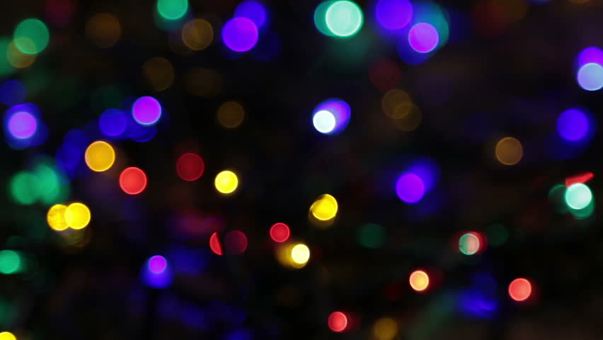 blurred christmas lights abstract background stock footage video 100 royalty free 8094688 shutterstock