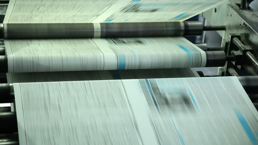 printing newspapers in typography 2