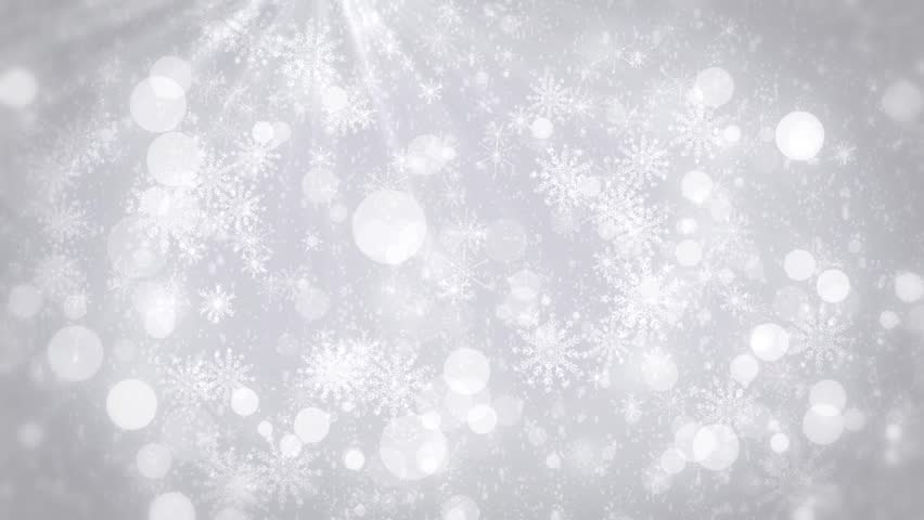 Elegant Christmas background with snowflakes | Stock Vector ...